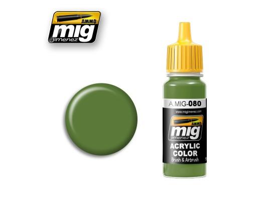 A.MIG-0080 - BRIGHT GREEN