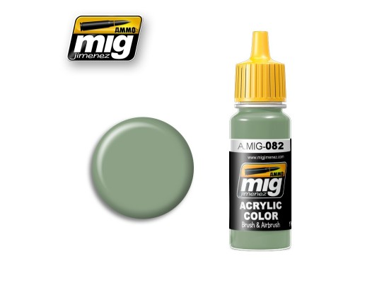 A.MIG-0082 - APC INTERIOR LIGHT GREEN