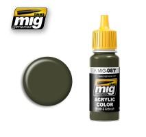 A.MIG-0087 - RAL 6014 GELBOLIV
