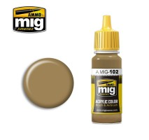 A.MIG-0102 - OCHRE BROWN