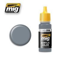A.MIG-0208 - FS 36320 DARK COMPASS GHOST GRAY