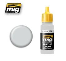 A.MIG-0209 - FS 36495 LIGHT GRAY