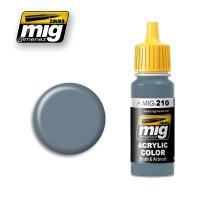 A.MIG-0210 - FS 35237 GRAY BLUE