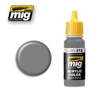 A.MIG-0212 - FS 26373 SILVER GREY