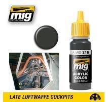 A.MIG-0218 - RLM 66 SCHWARTZGRAU