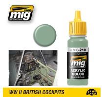 A.MIG-0219 - FS 34226 (BS283) INTERIOR GREEN