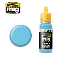 A.MIG-0224 - FS 35250 SKY LINE BLUE