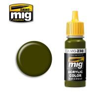 A.MIG-0230 - RLM 82 CAMO GREEN