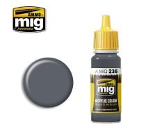 A.MIG-0235 - FS36152 DARK GREY AMT-12