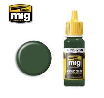 A.MIG-0238 - FS 34092 MEDIUM GREEN
