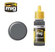A.MIG-0239 - FS 36122 NEUTRAL GRAY