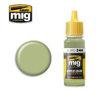 A.MIG-0244 - DUCK EGG GREEN (BS 216)