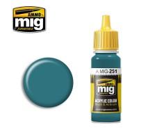 A.MIG-0251 - RUSSIAN BLUE AMT-7