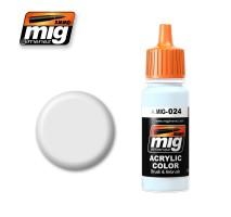 A.MIG-0024 - WASHABLE WHITE CAMO
