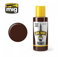 Ammo by Mig - ONE SHOT PRIMER - BROWN OXIDE PRIMER