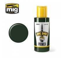 A.MIG-2028 - ONE SHOT PRIMER - GREEN