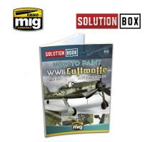 A.MIG-6502 - WWII LUFTWAFFE LATE FIGHTERS SOLUTION BOOK