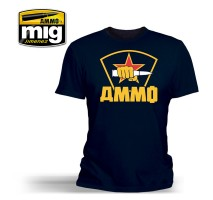 A.MIG-8015 - AMMO SPECIAL FORCES T-SHIRT