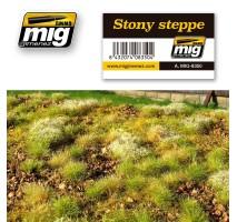 A.MIG-8350 - STONY STEPPE