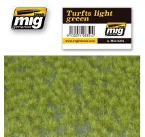 A.MIG-8354 - TURFTS LIGHT GREEN