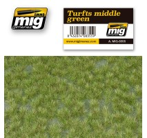 A.MIG-8355 - TURFTS MIDDLE GREEN
