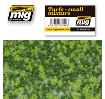 A.MIG-8356 - TURFS - SMALL MIXTURE