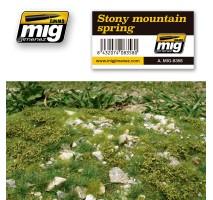 A.MIG-8358 - STONY MOUNTAIN - SPRING