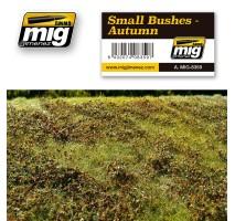 A.MIG-8359 - SMALL BUSHES - AUTUMN