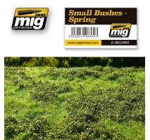 A.MIG-8360 - SMALL BUSHES - SPRING