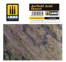 A.MIG-8483 - AIRFIELD ARID-DESERT