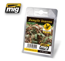 A.MIG-8452 - JUNGLE LEAVES