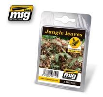 A.MIG-8452 - JUNGLE LEAVES