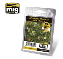 A.MIG-8460 - MEADOW FLOWERS MIX COLORS