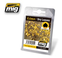 A.MIG-8405 - LIME - DRY LEAVES