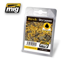 A.MIG-8407 - BIRCH - DRY LEAVES