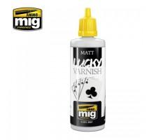 A.MIG-2051 - Lucky Varnish Matt 60ml