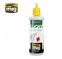 A.MIG-2053 - Lucky Varnish Glossy 60ml