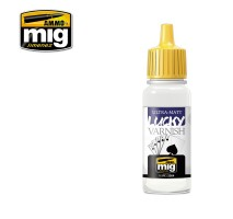 A.MIG-2054 - Lucky Varnish Ultra Matt 17ml