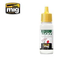 A.MIG-2057 - Lucky Varnish Glossy 17ml