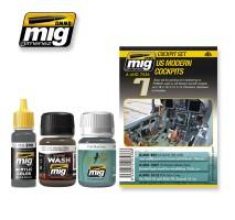 A.MIG-7436 - US MODERN COCKPITS