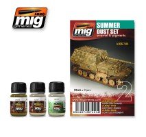 A.MIG-7401 - SUMMER DUST SET