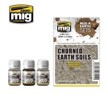 A.MIG-7441 - CHURNED EARTH SOILS