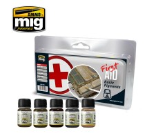 A.MIG-7448 - FIRST AID BASIC PIGMENTS