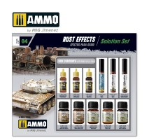 A.MIG-7805 - RUST EFFECTS SOLUTION SET