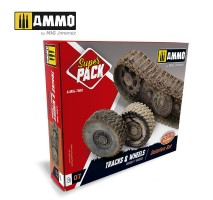A.MIG-7808 - SUPER PACK TRACKS & WHEELS