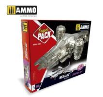 A.MIG-7809 - SUPER PACK METALLICS