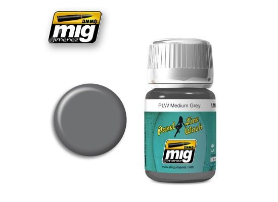 A.MIG-1601 - PLW MEDIUM GREY