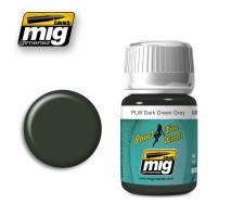 A.MIG-1608 - PLW DARK GREEN GREY