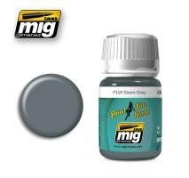 A.MIG-1609 - PLW STORM GREY