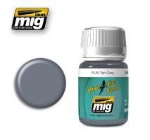 A.MIG-1610 - PLW TAN GREY